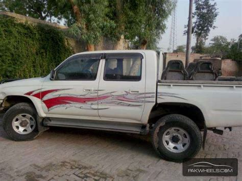 2000 Toyota For Sale Used Toyota Hilux 2000 Car For Sale In Multan 862379
