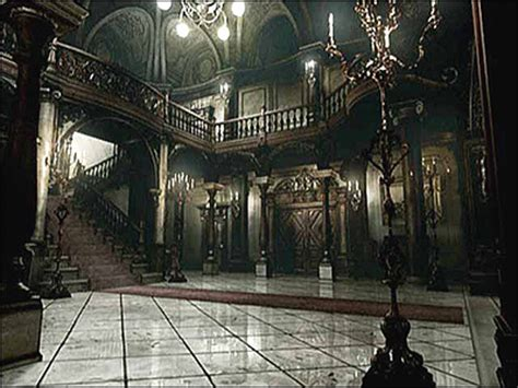 the room remake mansion from resident evil eat 3d