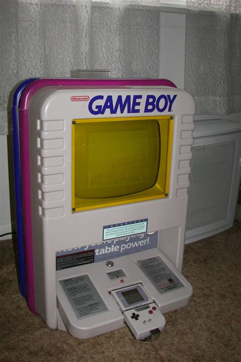 gameboy mod store looking for a dmg kiosk like the one in the image link
