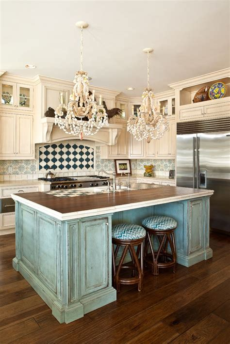 shabby chic kitchen island best 25 shabby chic kitchen ideas on shabby