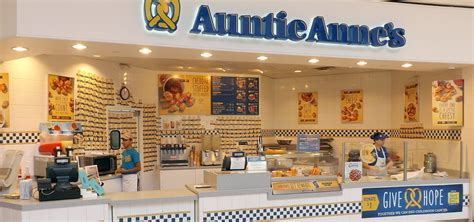 Auntie Anne S Gift Card - auntie anne s dine dulles town center dulles virginia