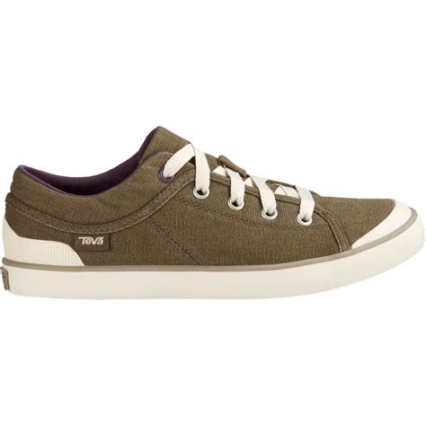canvas shoes teva freewheel washed canvas shoe s backcountry