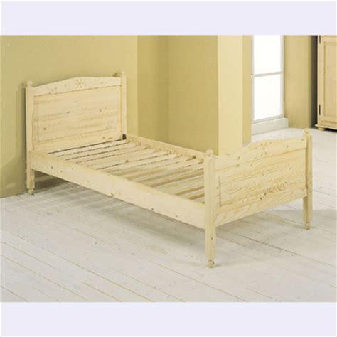 letti singoli in legno massello letto massello country