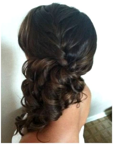Wedding Hairstyles To The Side by 17 Best Ideas About Side Hairstyles On Wedding
