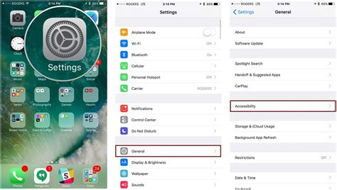 how to turn press home to open for iphone and