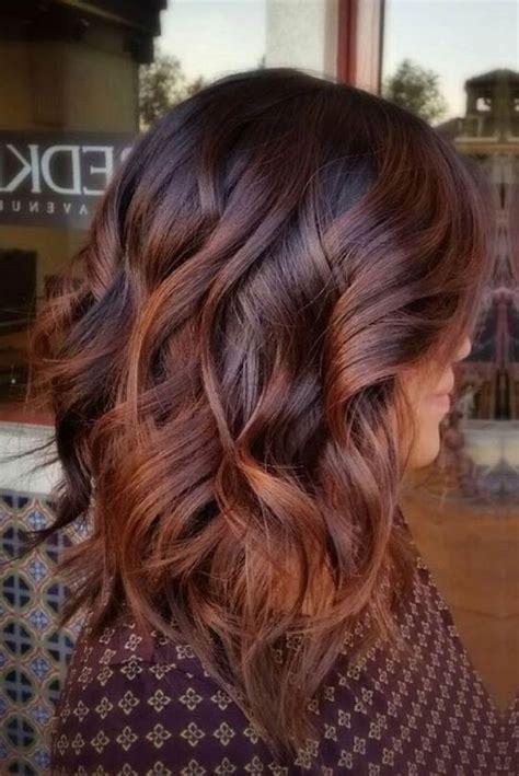 fall hair color ideas best 25 hair colors for fall ideas on fall