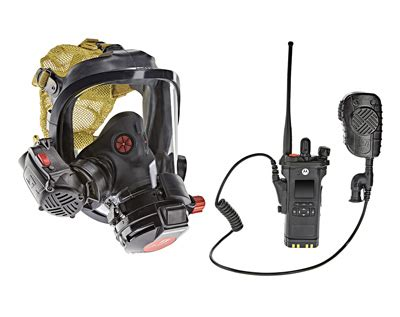 scba face pieces delivering more information to