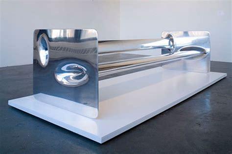 Alu Chair Design Ideas Futuristic Aluminum Furniture Design Ideas Plushemisphere
