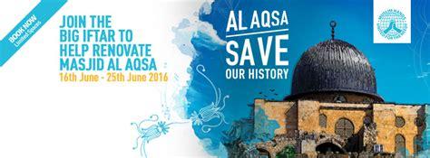 al aqsa save  history  muslim hands uk