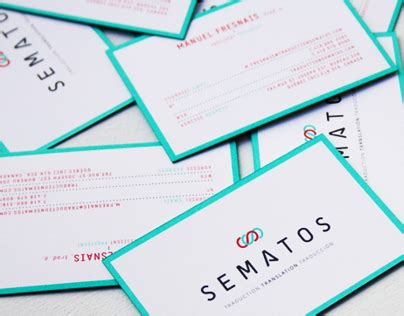 layout work traduction sematos traduction branding web design on behance