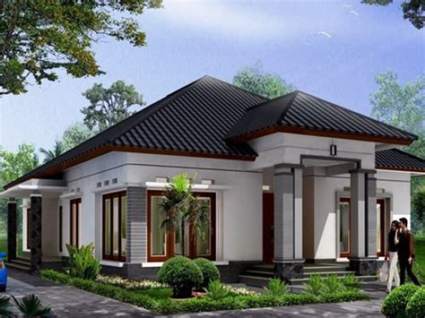 modern contemporary house design simple modern house simple modern home with 1 floor style 4 home ideas