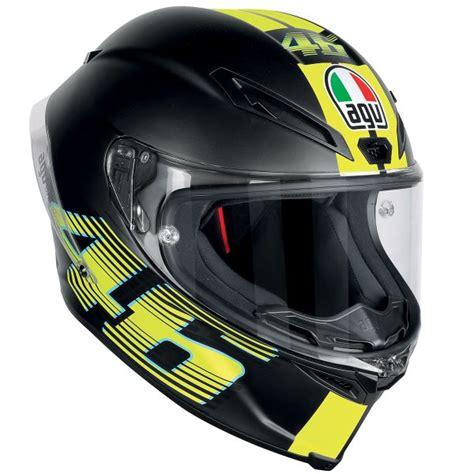 Agv Vr46 casque agv corsa r top vr46 matt black au meilleur prix icasque