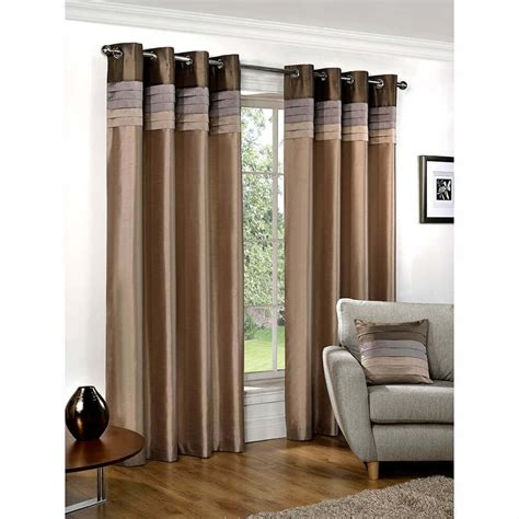 seattle faux silk pleated top seattle natural faux silk eyelet curtains tj hughes