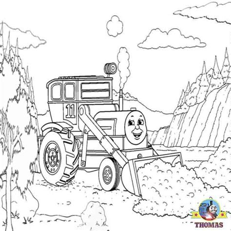 thomas the train l thomas the tank engine coloring pages for kids to print