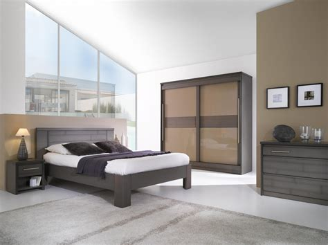d馗o moderne chambre adulte awesome meuble moderne chambre a coucher images design