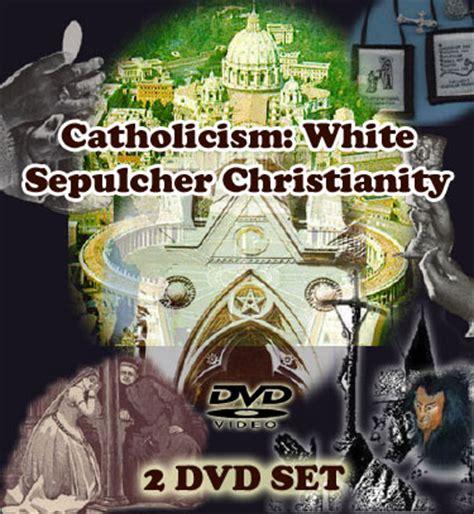 Dvd Catholicism White Sepulcher Christianity Cutting