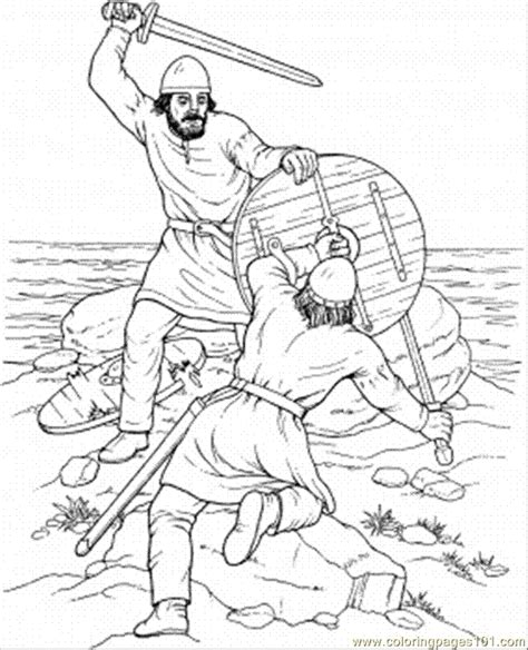 viking coloring pages pdf coloring pages fight of vikings peoples gt others free