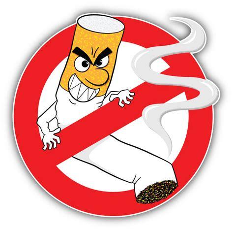 no smoking sign for car funny no smoking sign car bumper sticker decal 5 x 5