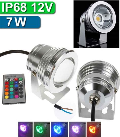 lade a led con telecomando faretti a led 12v faretto led mr16 5w cob 12v 450 lumen
