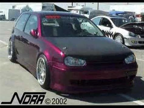 Auto Gol 99 Tuning by Golf Tuning Youtube