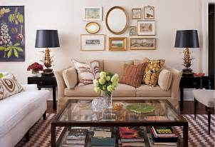 Table Top Home Decor by Glass Coffee Table Decorating Ideas