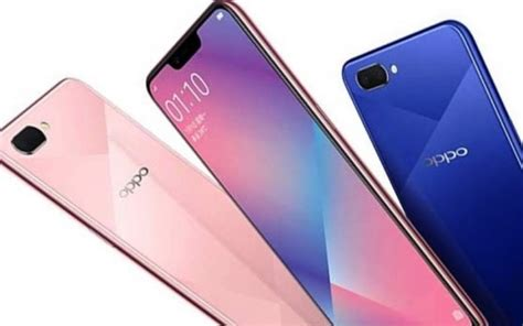 Oppo A5 oppo a5 budget smartphone with 6 2 inch 19 9 display 4gb