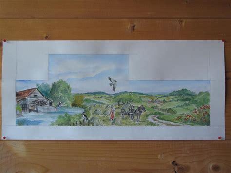騁ag鑽es murales cuisine d 233 cor fresque c 233 ramiques du beaujolais fa 239 ences et