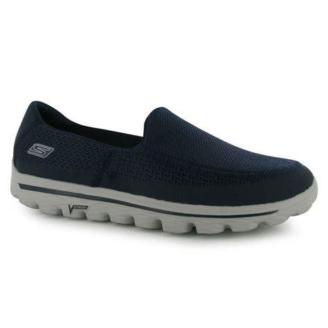 skechers mens go walk 2 shoes slip on casual lightweight