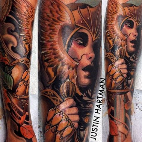 justin hartman tattoo 17 best images about justin hartmanart on web