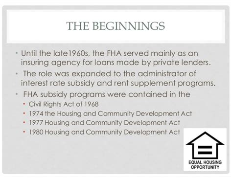 unemployment fha federal housing administration loans