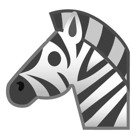 zebra emoji meaning  pictures