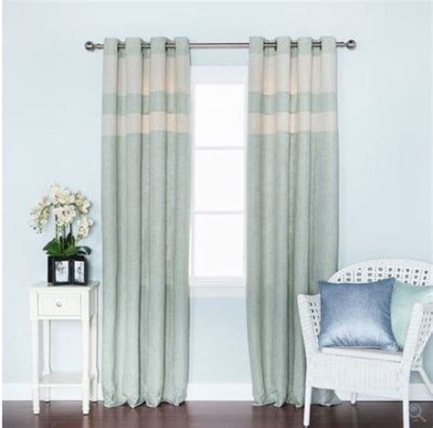 Patio Door Drapes Contemporary Faux Linen Treatment Patio Door Grommet Curtains Drapes Home Decor Curtains