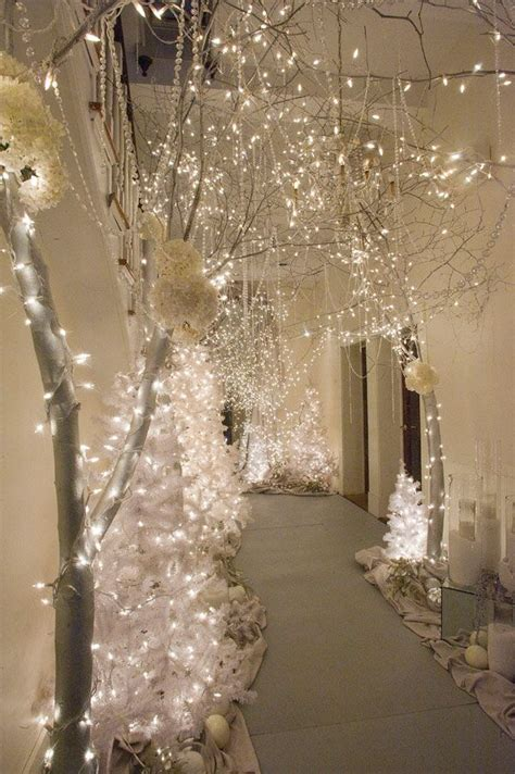white winter themed decorations 17 best ideas about winter decorations on