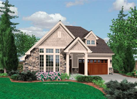 Cottage House Plans by Affordable Small Cottage Plan