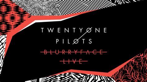 blurryface twenty one pilots releases twenty one pilots blurryface live silentway com