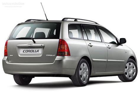 toyota wagon toyota corolla wagon 2004 2005 2006 2007 autoevolution