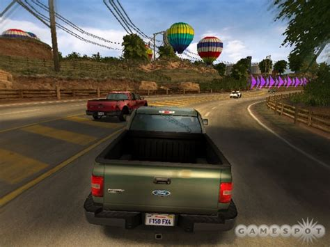 ford  chevy review gamespot