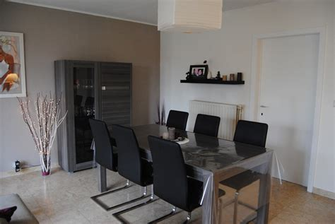 Deco Salle A Manger by D 233 Coration Salle A Manger Couleur Taupe Exemples D