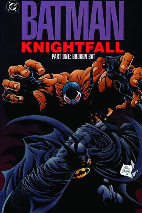 batman knightfall vol 1 comic book store comic book comic book store