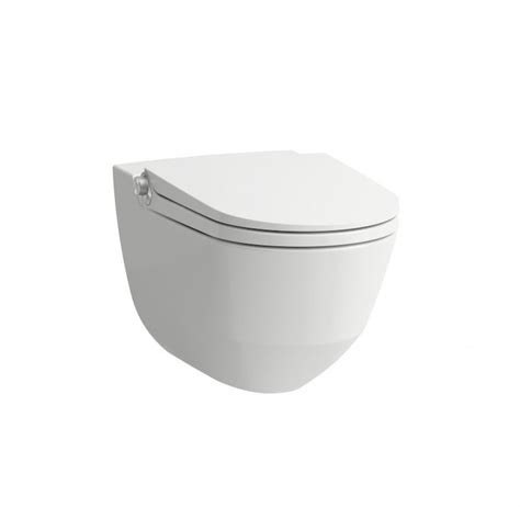 hänge wc bidet set laufen cleanet riva complete shower toilet set