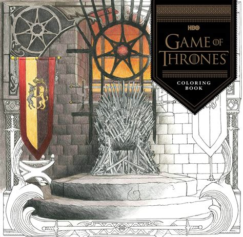 thrones colouring in book of thrones coloring book stabs boredom in the