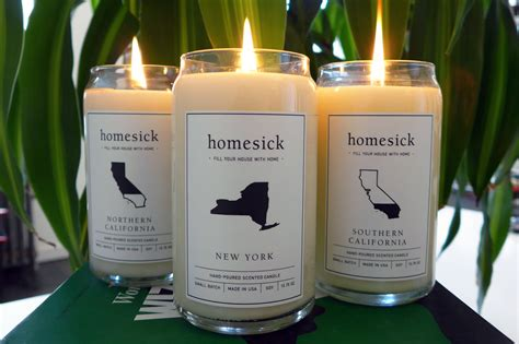 Homesick Candles | homesick candles cool hunting