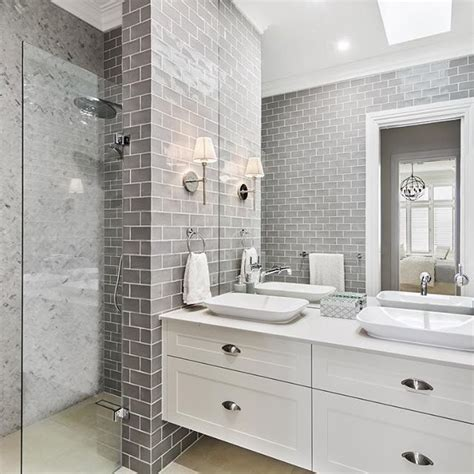 bathroom ideas without tiles today s house photo is my htons inspired ensuite you
