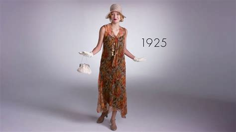 100 years of fashion watch 100 years of fashion in less than 3 minutes today com