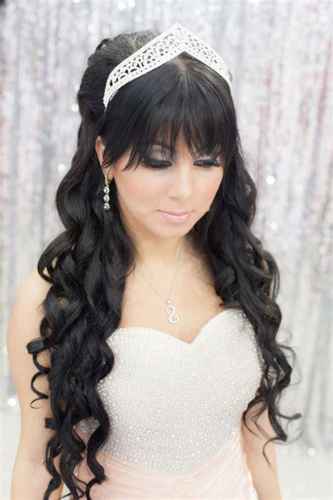 Hochzeitsfrisur Glatte Haare by 44 Sch 246 Ne Hochzeitsfrisuren F 252 R Lange Haare
