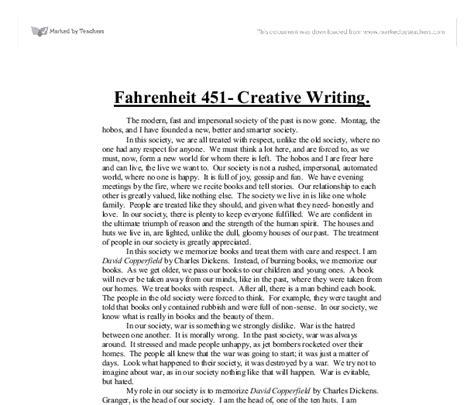 theme essay on fahrenheit 451 essays on fahrenheit 451 fahrenheit test questions deep
