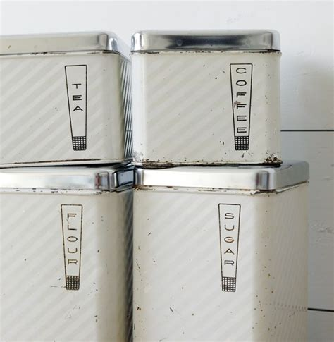 fashioned kitchen canisters 57 best vintage cooking and antiques images on