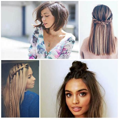 Casual Hairstyles by New Haircuts To Try For 2017 Hairstyles For