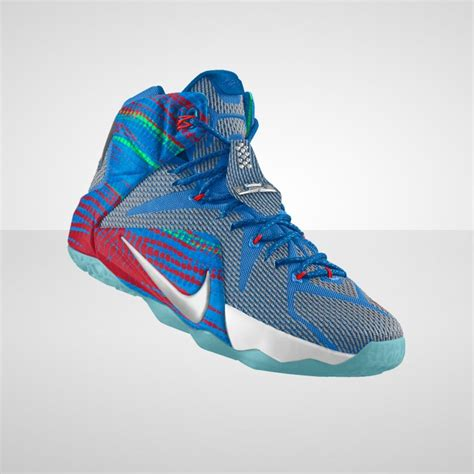 lebron sneakers 12 nike lebron 12 quot 23 chromosomes quot print available on nike id