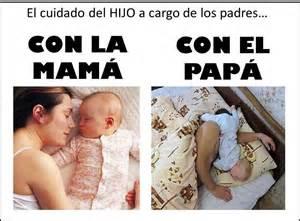 hijo coje con madre cuando se queda en casa el bebe con el padre o con la madre carteles en quememeo